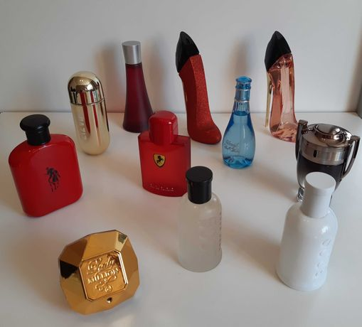 Perfumy ponad 100 Modeli Damskie/Meskie