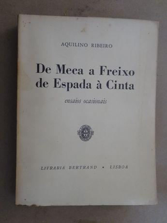 De Meca a Freixo de Espada à Cinta de Aquilino Ribeiro