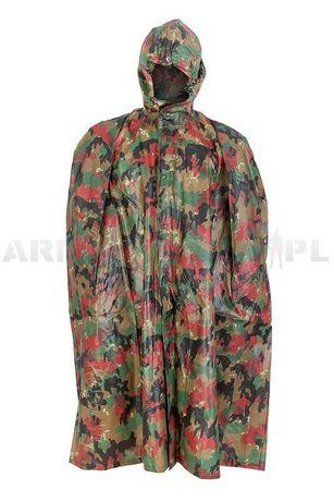 Pałatka płaszcz gumowy