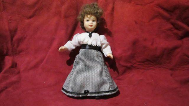 кукла фарфор ГДР