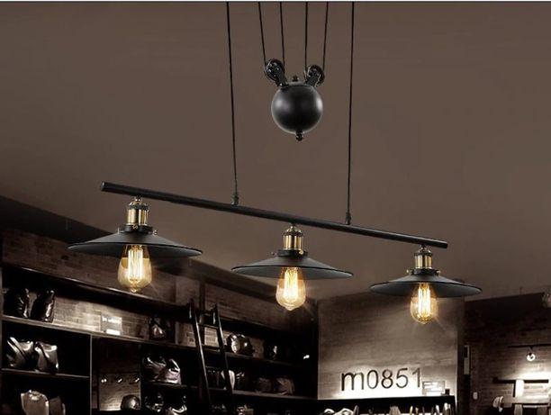 Лофт светильники