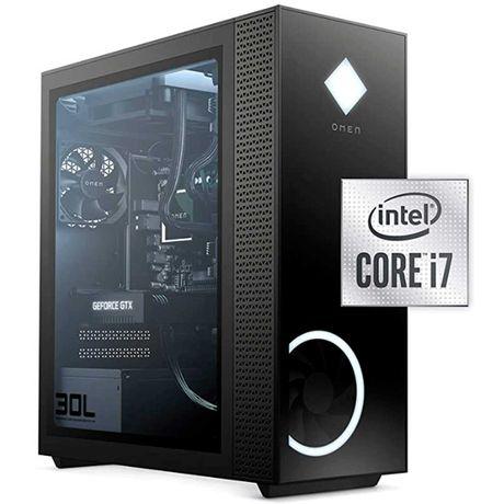 Игровой Компьютер HP OMEN 30L Gaming PC Core i7-10th RTX3080 RAM32gb
