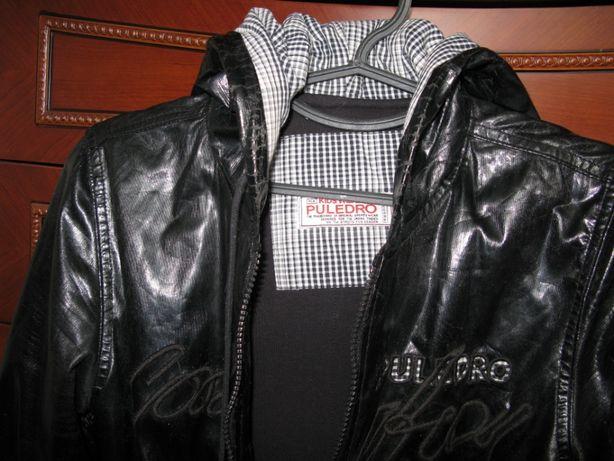 пальто плащ пуледро с капюшоном для девочки PULEDRO турция