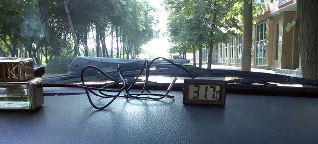 Цифровой термометр, холодильник, аквариум, автомобиль, дом, и др.