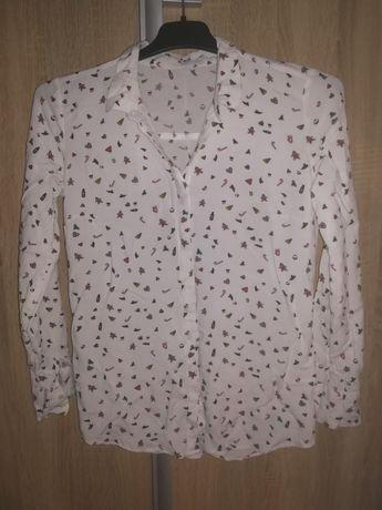 Koszula świąteczna sinsay S