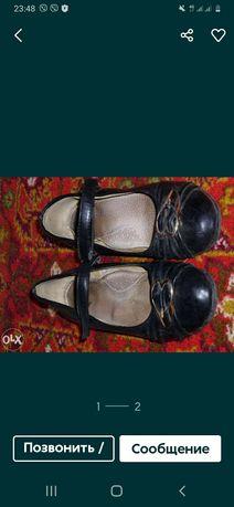 Туфли ( кожзам )