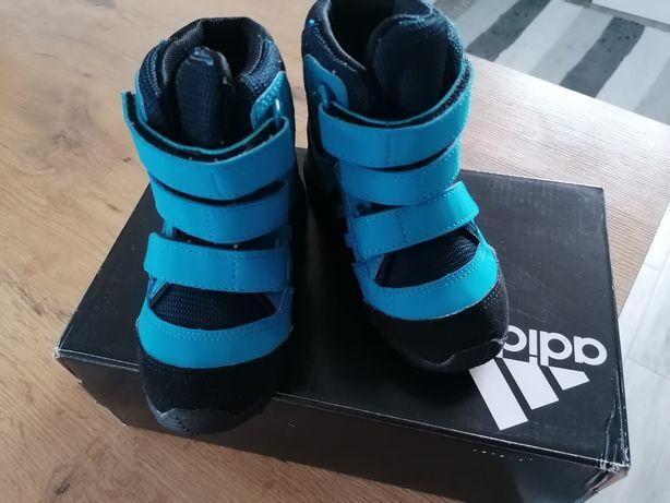 Buty adidas holtanna zimowe śniegowce