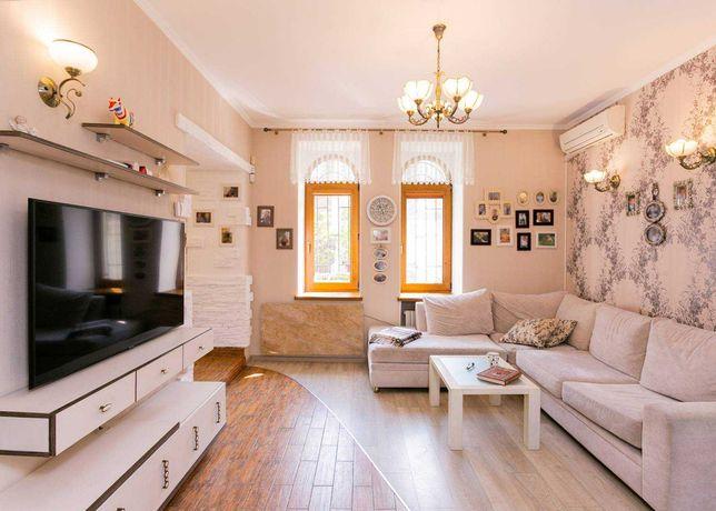 Срочно продам 4-х комнатную квартиру на Французском бульваре.