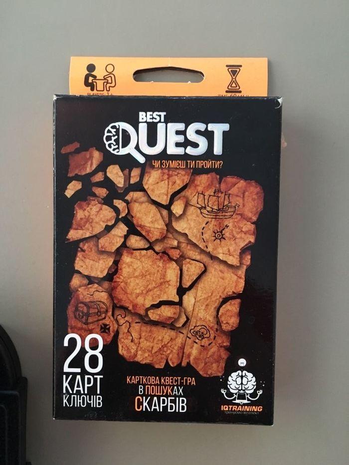 Quest best игра карты Черновцы - изображение 1