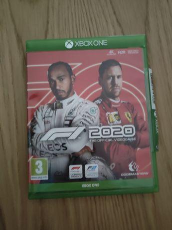 Vendo jogo Xbox One  F1 2020