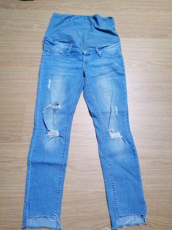 Spodnie ciążowe h&m hm 38 M