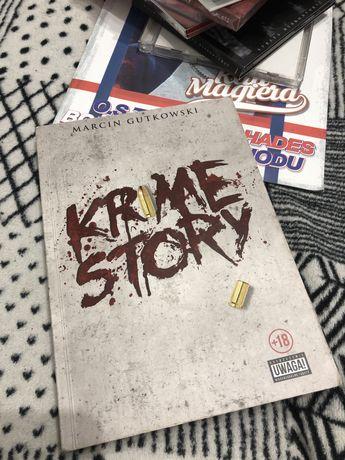 Ksiazka krime story