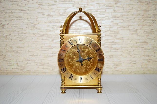 винтажные часы. латунь. estyma