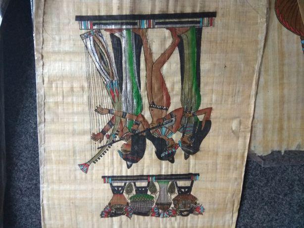 картины египетский папирус