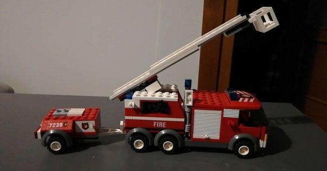 LEGO 7239 straż pożarna