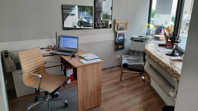 Biuro - wynajem - Śródmieście