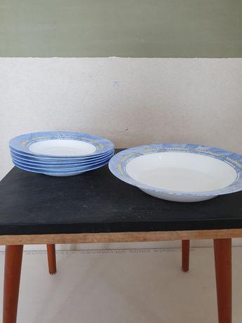 Тарелки суповые Bormioli Rocco