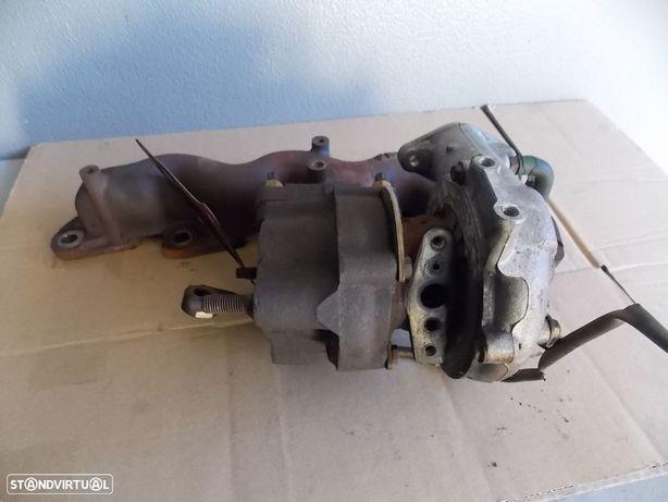 nissan almera 2.2DI de 110cv de 2002  turbo GARRET REF. GT1549