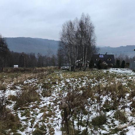 Działka Budowlana 1200m2- 12a Zembrzyce- Tarnawa Dolna