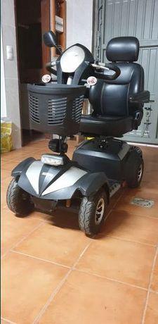 Scooter Egiro Midi Plus - Baterias novas ainda na garantia