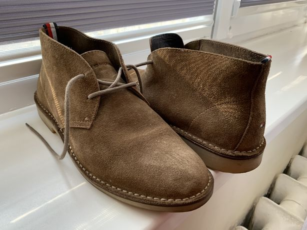 Ботинки, замш | Tommy Hilfiger | Original