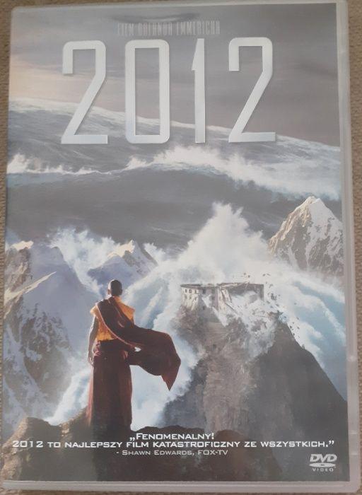 Film katastroficzny DVD - 2012, R.Emmerich, polski lektor, nowa Warszawa - image 1