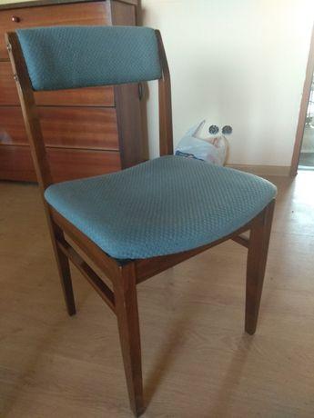 Krzesła PRL 4 szt