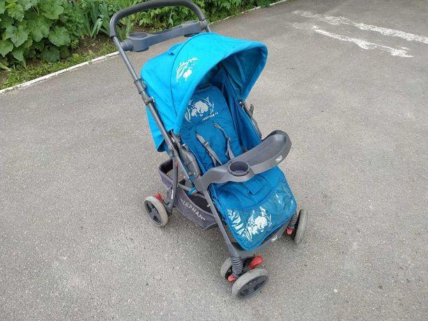 Прогулочная коляска Tilly Elephant