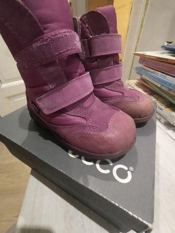 Buty zimowe śniegowce Ecco rozmiar 23