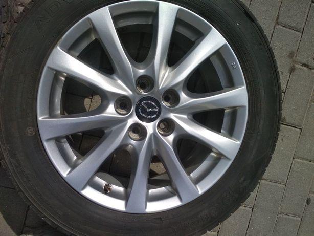 Диски Mazda cx5, cx3, cx7, mazda 3, 6, 5,
