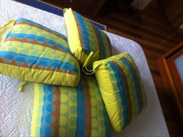 almofadas para cadeiras de jardim