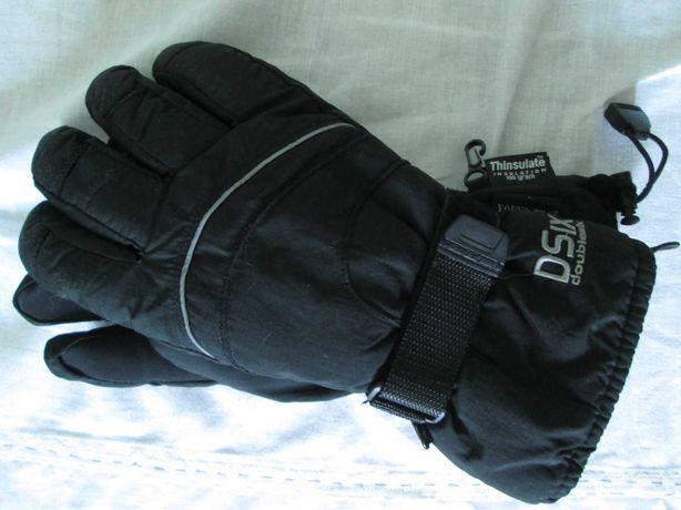 Лыжные перчатки Doublesix Ski 100 gram thinsulate insulate