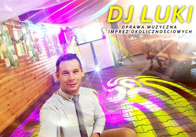 DJ Luki - imprezy okolicznościowe - urodziny, jubileusze, wesela