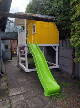 DUŻY!!!SOLIDNY!!domek drewniany dla dzieci Hornetpol