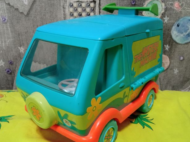 Великий фургон Скубі Ду