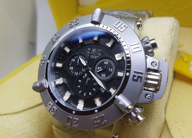 Nowy zegarek INVICTA Subaqua Noma III PREDATOR 1194 SWISS MADE fv23 gw