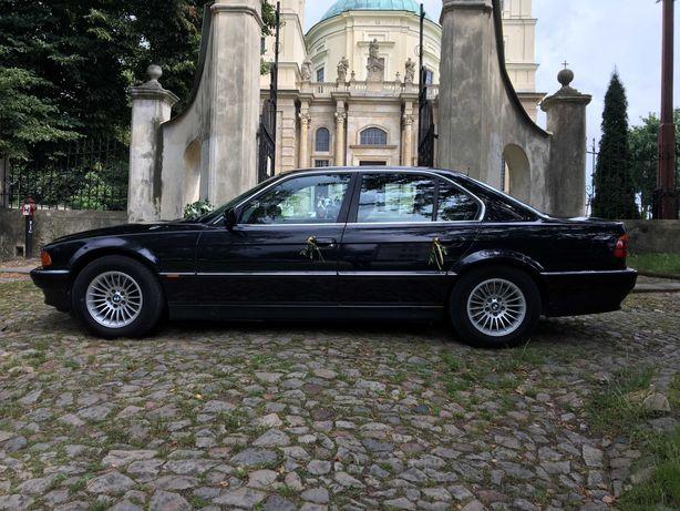 BMW seria 7 piękny Youngtimer