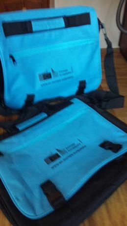 Сумка портфель для документів і ноутбука.