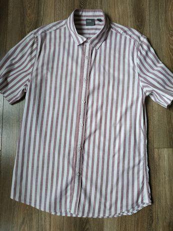 Рубашка в полоску сорочка в смужку ASOS