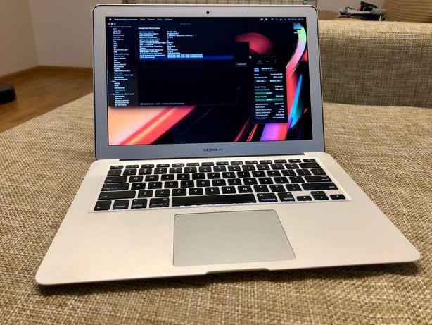MacBook Air 13 early 2014 custom 1,7 core i7/8/256