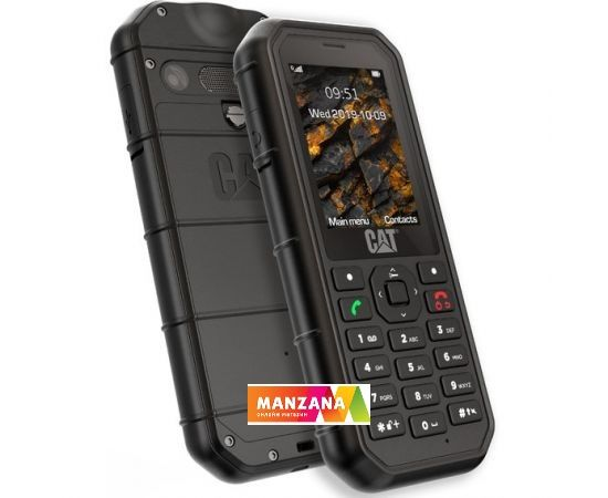 Мобильный телефон CAT B26 Black