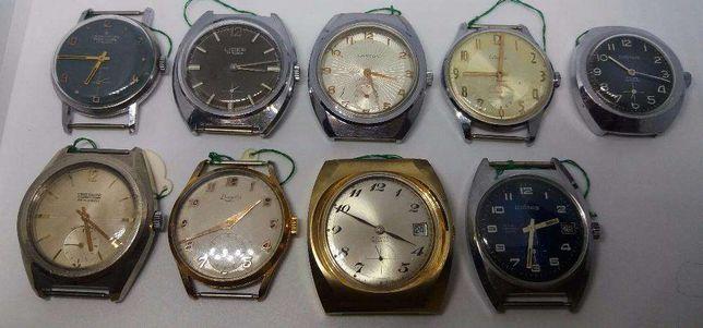 Relógios antigos * PROMOÇÃO *Cristalor * Olma * Widex * Diónis *Harton
