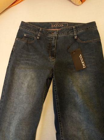 Spodnie dżinsowe firmy Bianca rozmiar 40