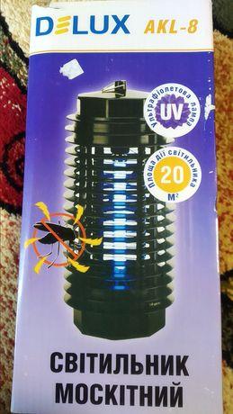 Антимаскитный светильник Ловушка для комаров.