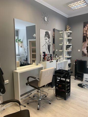 Stanowisko fryzjerskie