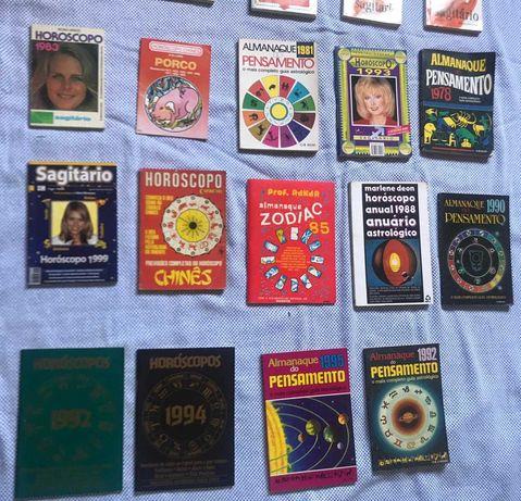 Vendo livros usados