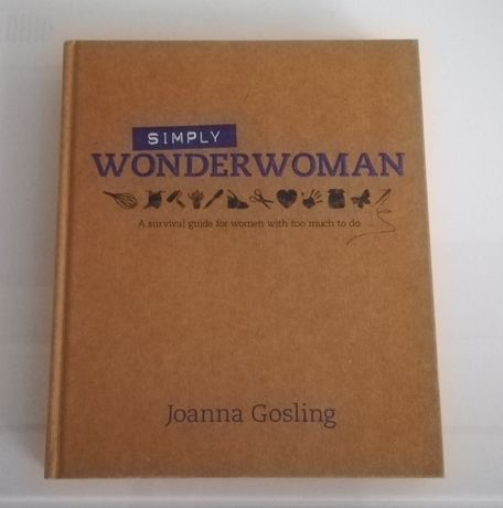 Joanna Gosling Simply wonderwoman poradnik