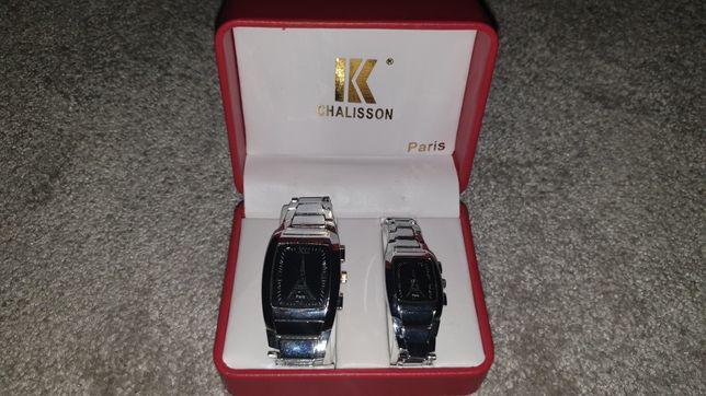 Nowe zegarki damski i meski