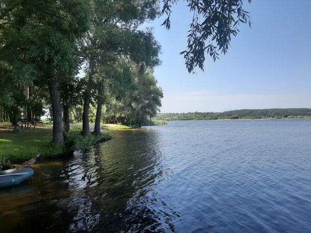Продам участок 1га Старый Салтов, первая линия от воды!