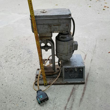 Пресс электрический